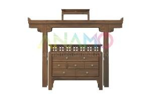Anamo ABT-11 bàn thờ hiện đại đẹp