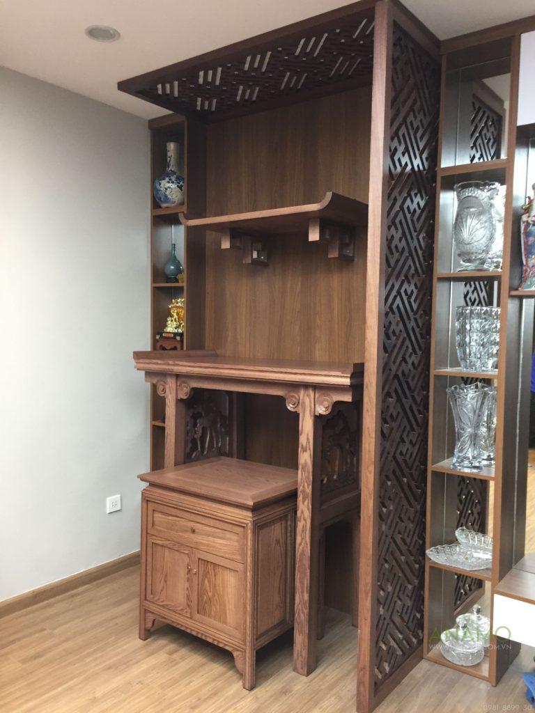 bàn thờ anamo abt -11 cho khách hàng