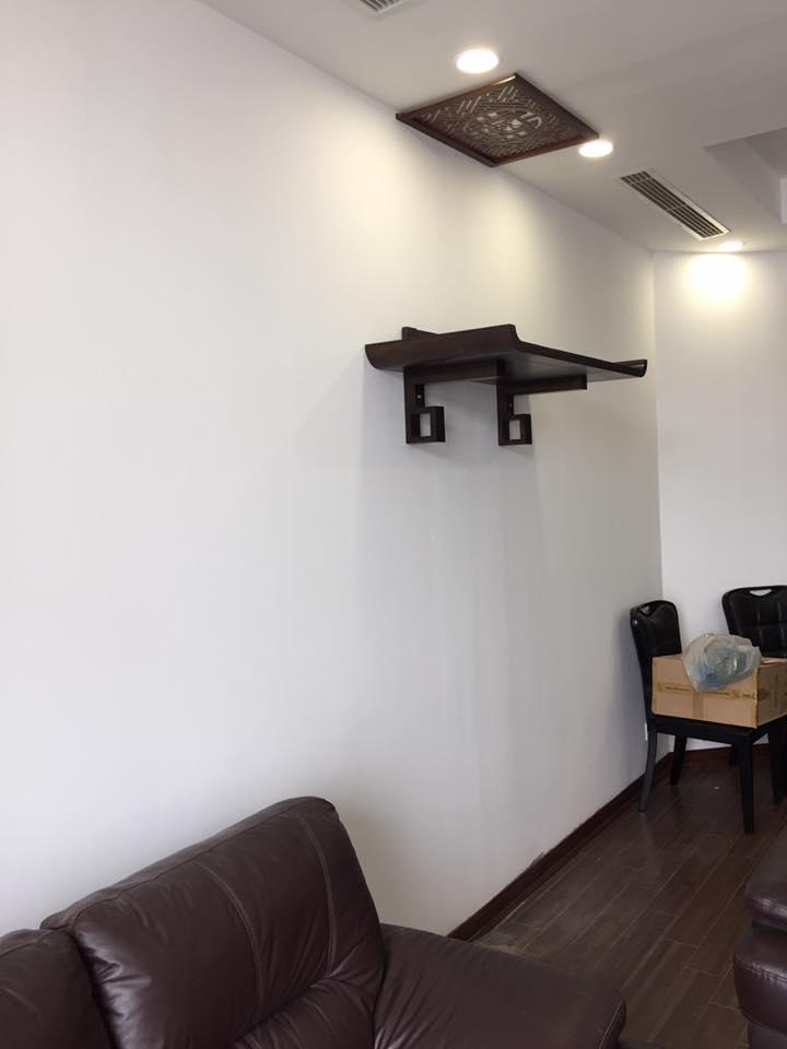 Bàn thờ treo tường chung cư Anamo ABT-22