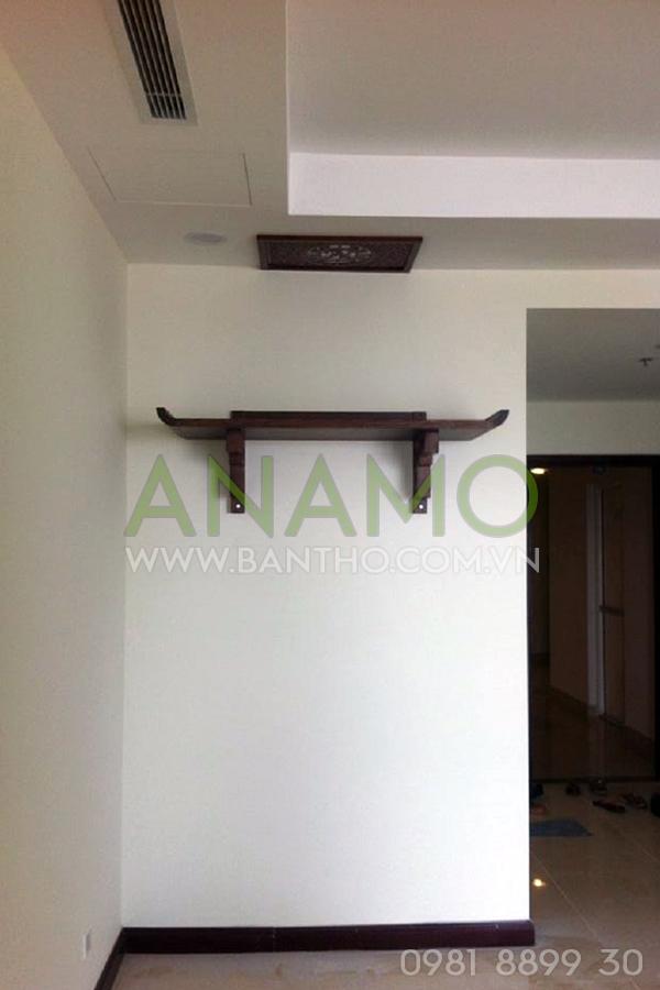 Bàn thờ treo tường chung cư Anamo ABT-21