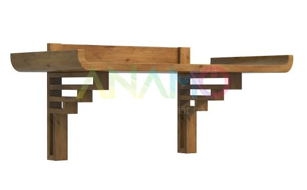 Mẫu bàn thờ treo tường Anamo ABT-24