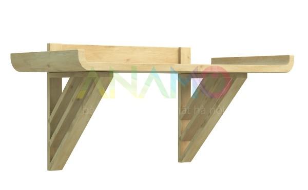 Bàn thờ treo tường Anamo ABT-25(2)