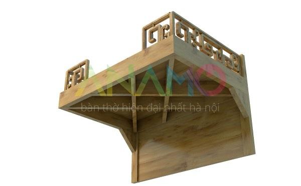 Bàn thờ treo tường hiện đại Anamo ABT-37