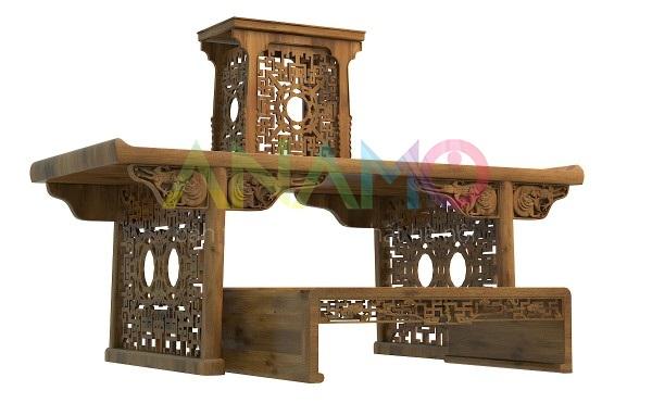 Bàn thờ ABT-1 ANAMO