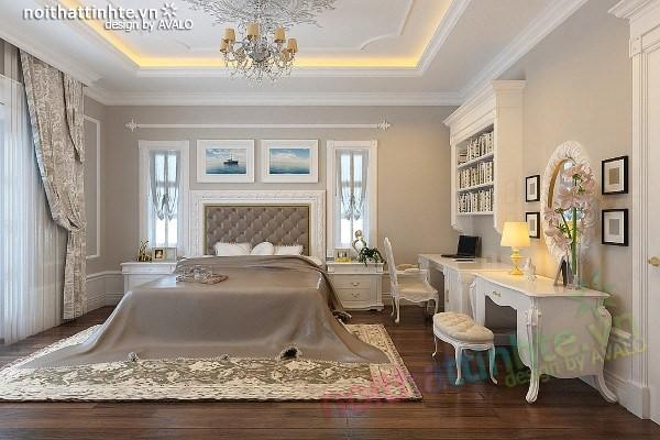thiết kế nội thất Platinum Residence