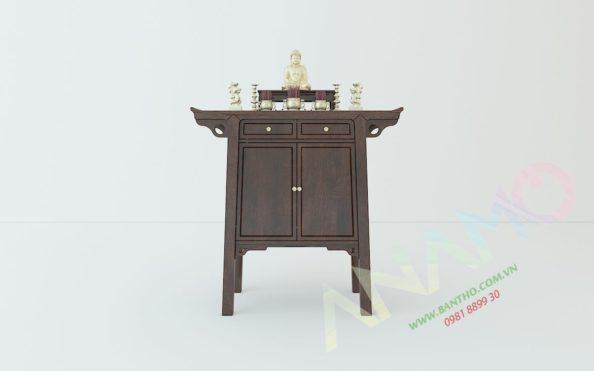 Mẫu bàn thờ Anamo ABT10 hiện đại, tinh tế