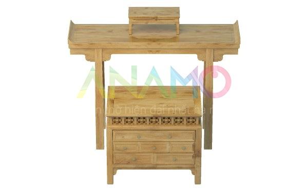 Lợi ích của việc sử dụng gỗ tự nhiên cho đồ nội thất