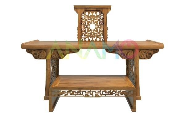 Cách lựa chọn tủ thờ, bàn thờ đẹp
