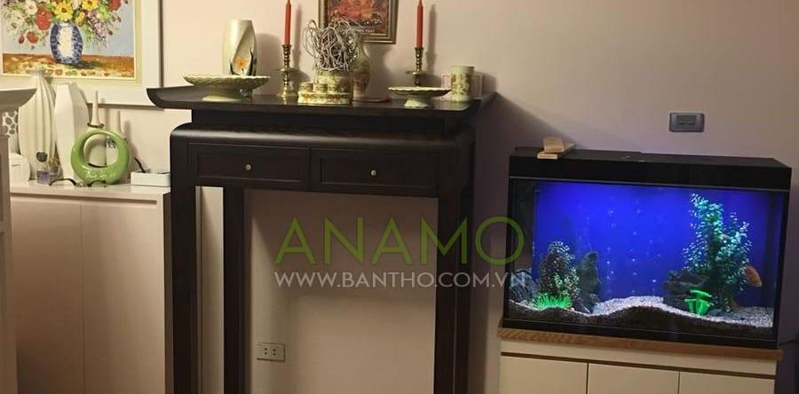 Các mẫu bàn thờ tổ tiên ANAMO cho các căn hộ hiện nay