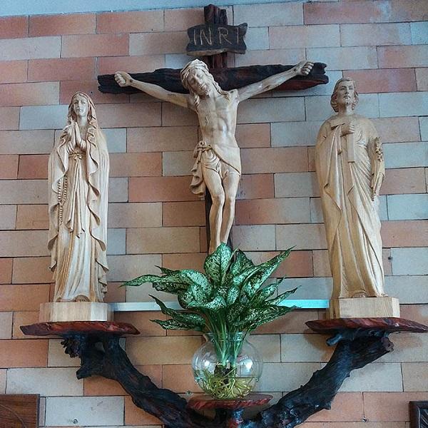 Một số chú ý khi thờ bàn thờ Chúa tại nhà