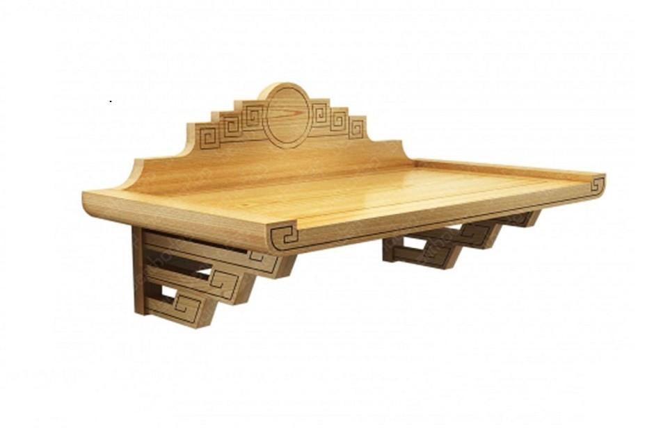 kệ bàn thờ treo tường
