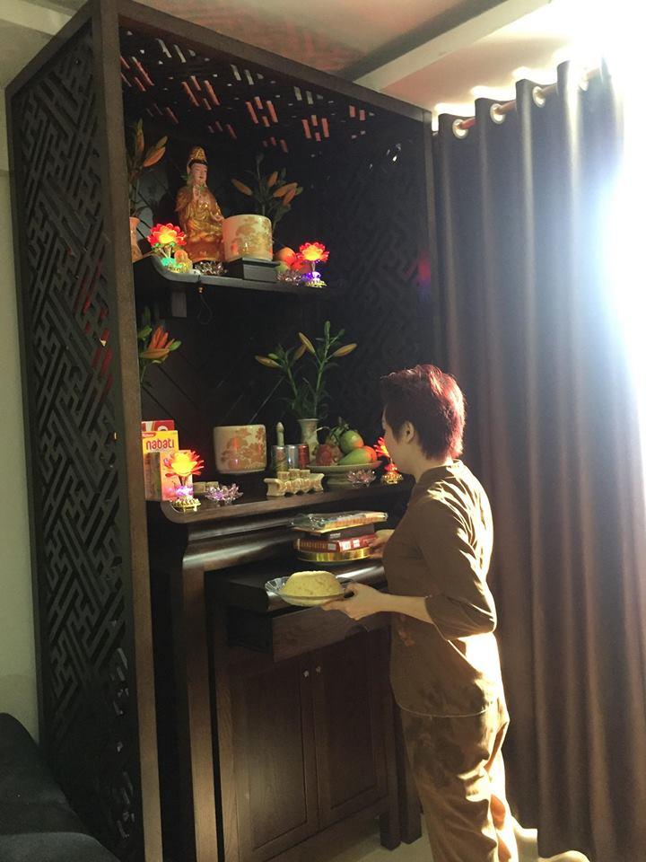 Thiết kế nội thất phòng thờ chuyên nghiệp tại Hà Nội