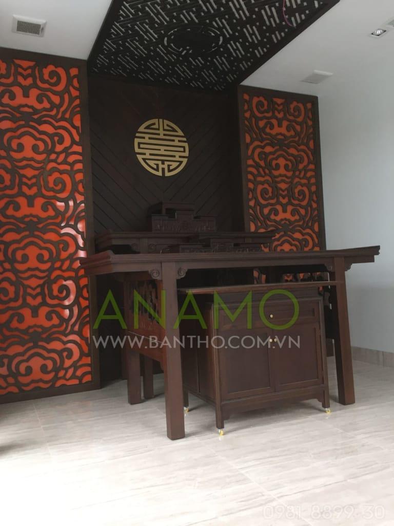 bàn thờ đẹp anamo hà nội chất lượng