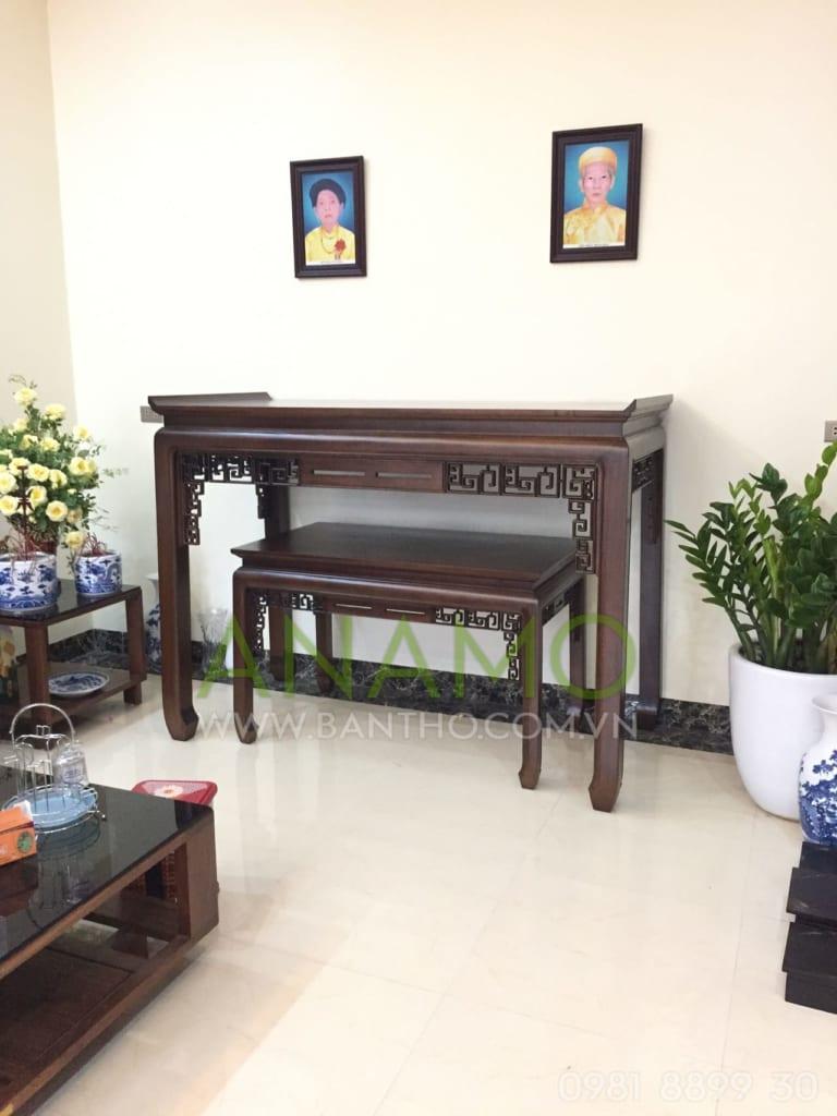 bàn thờ đẹp hiện đại